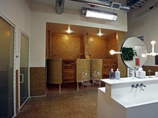 Austin Warehouse Bathroom
