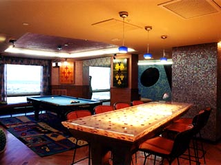 Real Kitchen Background the real truth behind mtv's the real world - palms suite billiard room