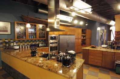 Real Kitchen Background the real truth behind mtv's the real world houses - lodo building