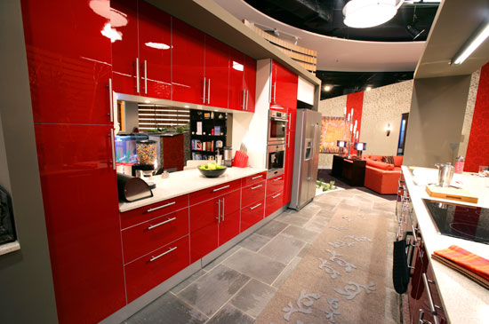 The Real Truth Behind Mtv S The Real World Houses Former Oneworld Sport Building Kitchen