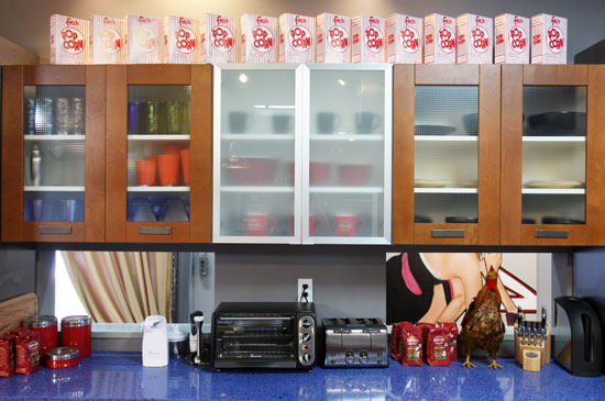 Real Kitchen Background the real truth behind mtv's the real world houses - columbia
