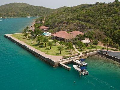 Hassel Island St Thomas Usvi Real Estate