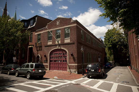 Boston Firehouse